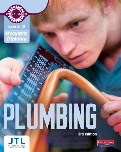 Level 2 NVQ/SVQ Plumbing Candidate Handbook 3rd Edition - NVQ Plumbing (Paperback)