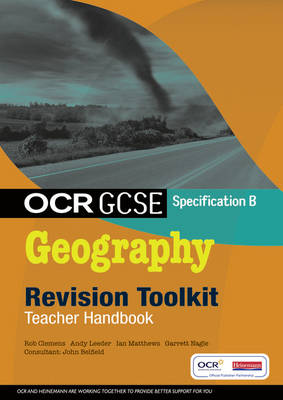OCR GCSE Geography B Revision Toolkit Teacher for Virtual Learning Environment - OCR GCSE Geography B 2008