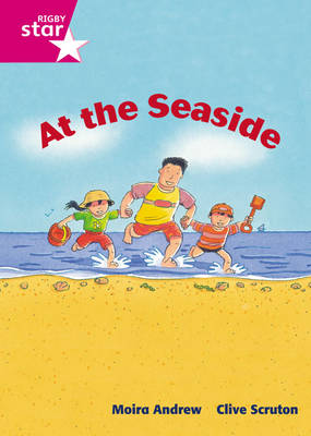 At the Seaside - International Rigby Star: Audio Big Books