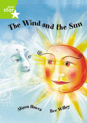 The Wind and the Sun - International Rigby Star: Audio Big Books
