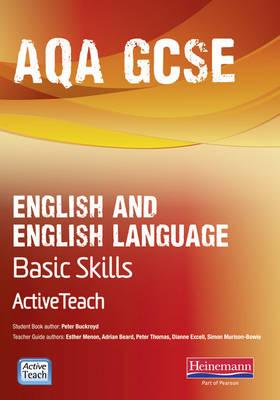 How to improve Basic Skills AQA GCSE English Active Teach BBC Pack with CDROM - AQA GCSE English, Language, & Literature