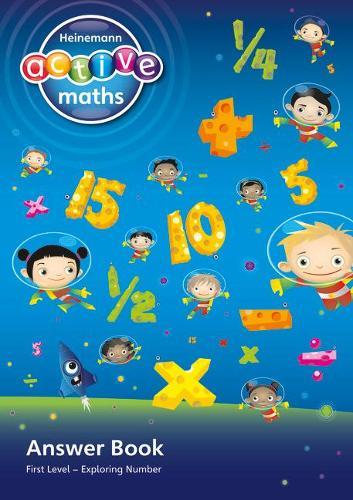 Heinemann Active Maths - First Level - Exploring Number - Answer Book - HEINEMANN ACTIVE MATHS (Paperback)