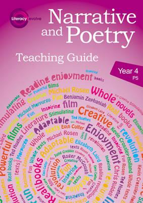 Literacy Evolve: Year 4 Teachers Guide - LITERACY EVOLVE (Spiral bound)