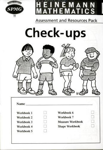 Heinemann Maths 1: Check-up Booklets (8 Pack) - HEINEMANN MATHS (Paperback)