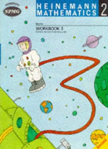 Heinemann Maths 2 Workbook 3 8 Pack - HEINEMANN MATHS