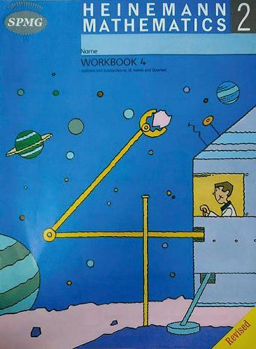 Heinemann Maths 2 Workbook 4 8 Pack - HEINEMANN MATHS