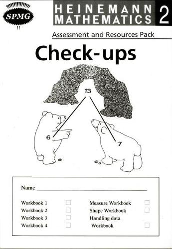 Heinemann Maths 2: Check-up Booklets (8 Pack) - HEINEMANN MATHS (Paperback)