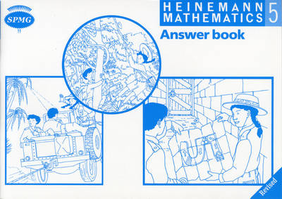 Heinemann Maths 5: Answer Book - HEINEMANN MATHS (Paperback)