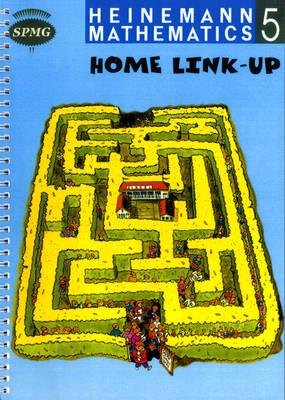 Heinemann Maths 5: Home Link-Up - HEINEMANN MATHS (Spiral bound)