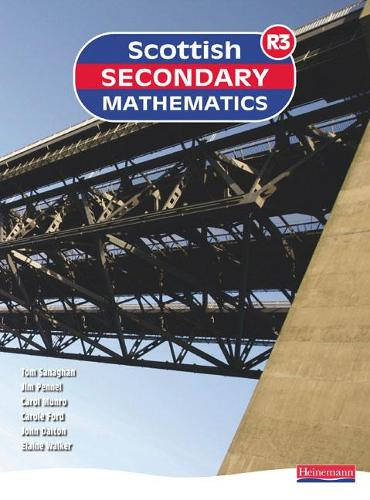 Scottish Secondary Mathematics Red 3 Student Book - Scottish Secondary Maths (Paperback)