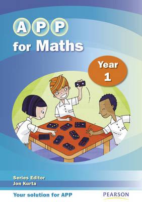 APP for Maths Year 1 - APP for Maths (Spiral bound)