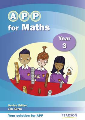 APP for Maths Year 3 - APP for Maths (Spiral bound)