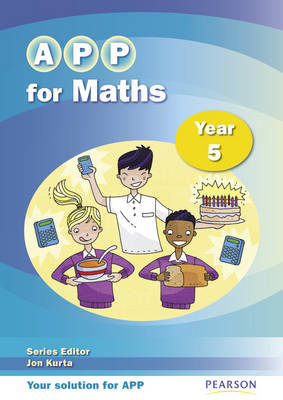 APP for Maths Year 5 - APP for Maths (Spiral bound)