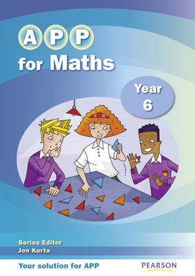 APP for Maths Year 6 - APP for Maths (Spiral bound)
