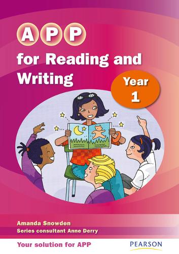 APP for Reading and Writing Year 1 - APP for Reading & Writing (Spiral bound)