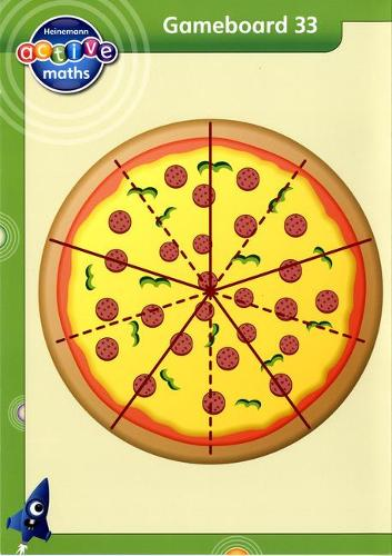 Heinemann Active Maths - First Level - Exploring Number - Gameboards - HEINEMANN ACTIVE MATHS
