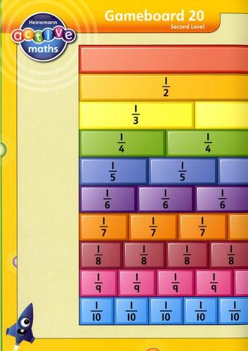 Heinemann Active Maths - Second Level - Exploring Number - Gameboards - HEINEMANN ACTIVE MATHS