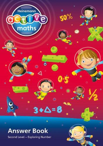 Heinemann Active Maths - Second Level - Exploring Number - Answer Book - HEINEMANN ACTIVE MATHS (Paperback)