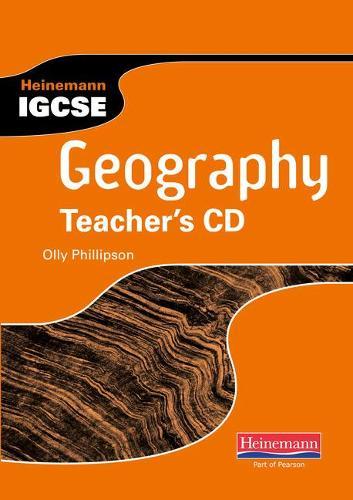 Heinemann IGCSE Geography Teacher's CD - Heinemann IGCSE (CD-ROM)