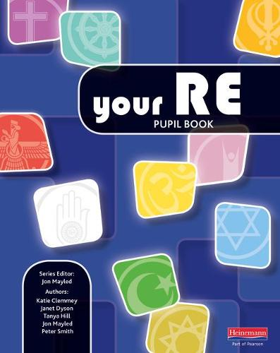 Your RE Pupil Book (Paperback)