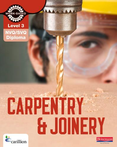 Level 3 NVQ/SVQ Diploma Carpentry and Joinery Candidate Handbook 3rd Edition - NVQ Carpentry & Joinery (Paperback)