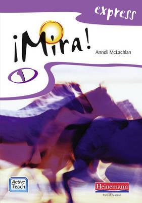 Mira 1 Express ActiveTeach CD-ROM - Mira (CD-ROM)