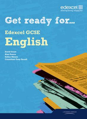 Get Ready for Edexcel GCSE English Student Book - Get Ready for Edexcel English (Paperback)