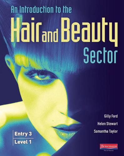 Introduction to Hair and Beauty Sector Student Book: Entry 3 and Level 1 (Paperback)