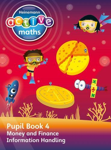 Heinemann Active Maths - Beyond Number - Second Level - Pupil Book Pack x 8 - HEINEMANN ACTIVE MATHS (Paperback)