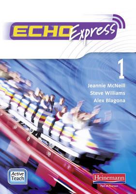 Echo Express 1 Active Teach CD-ROM - Echo