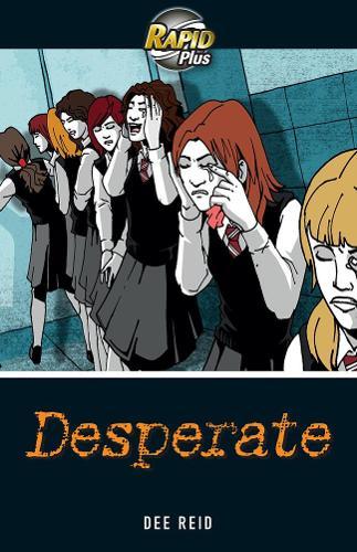 Rapid Plus 4A Desperate - Rapid Plus (Paperback)