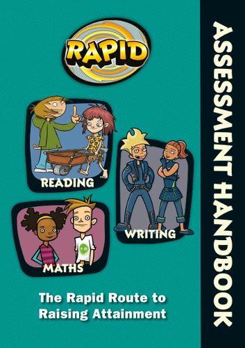 Rapid - Assessment Handbook: the Rapid Route to Raising Attainment - RAPID SERIES 1 (Spiral bound)