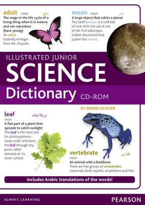 Junior Illustrated Science Dictionary CD-ROM - Maths and Science Dictionaries (CD-ROM)