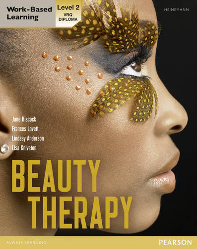 Level 2 VRQ Diploma Beauty Therapy Candidate Handbook - S/NVQ Hairdressing for Levels 1  2 and 3 (Paperback)