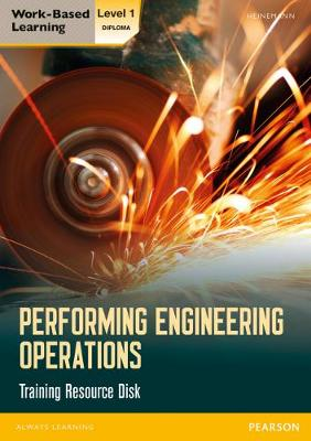 Performing Engineering Operations Level 1 Training Resource Disk - Performing Engingeering operations (CD-ROM)