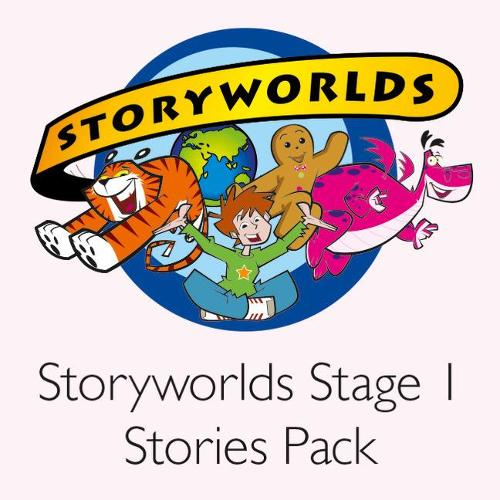 Storyworlds Stage 1 Stories Pack - STORYWORLDS (Paperback)