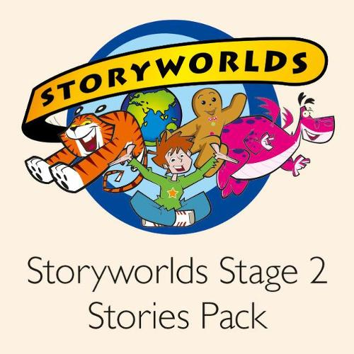 Storywolds Stage 2 Stories Pack (Paperback)