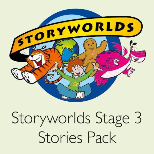 Storyworlds Stage 3 Stories Pack - STORYWORLDS (Paperback)