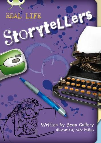 BC NF Blue (KS2) B/4A Real Life: Storytellers: BC NF Blue (KS2) B/4A Real life: Storytellers NF Blue (KS2) B/4a - BUG CLUB (Paperback)