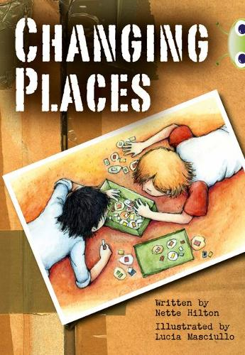 Changing Places: Bug Club Brown A/3C Changing Places Brown A/3c C - BUG CLUB (Paperback)