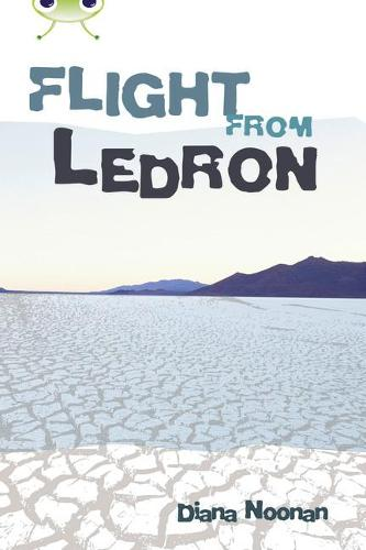 BC Red (KS2) +/5A Flight from Ledron: BC Red (KS2) +/5A Flight From Ledron Red (KS2) +/5a - BUG CLUB (Paperback)