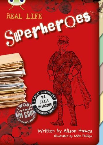 BC NF Red (KS2) B/5B Superheroes: BC NF Red (KS2) B/5B Superheroes NF Red (KS2) B/5b - BUG CLUB (Paperback)