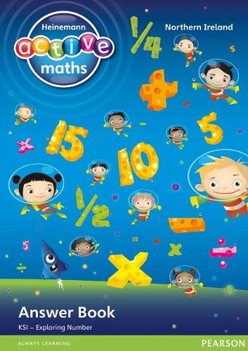 Heinemann Active Maths Northern Ireland - Key Stage 1 - Exploring Number - Answer Book - Heinemann Active Maths for NI (Paperback)