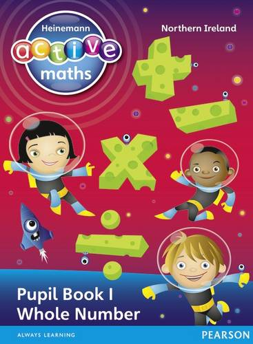 Heinemann Active Maths NI KS2 Exploring Number Pupil Book 16 Class Set - Heinemann Active Maths for NI (Paperback)