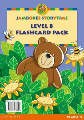 Jamboree Storytime Level B: Flashcard Pack - Jamboree Storytime