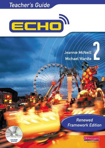 Echo 2 Teacher's Guide Renewed Framework Edition - Echo