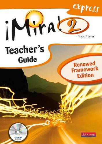 Mira Express 2 Teacher's Guide Renewed Framework Edition - Mira