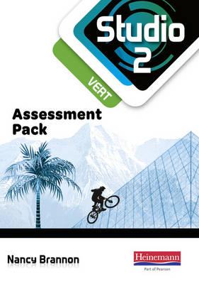 Studio 2 Vert Assessment CD-Rom (11-14 French) - Studio 11-14 French (CD-ROM)
