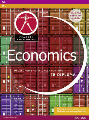 Pearson Baccalaureate Economics for the IB Diploma - Pearson International Baccalaureate Diploma: International Editions (Paperback)