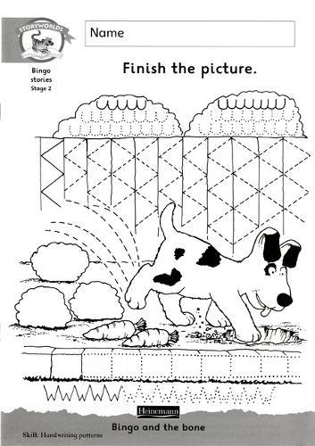 Literacy Edition Storyworlds Stage 2, Animal World, Workbook - STORYWORLDS (Paperback)